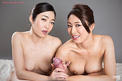 Nude Girls Giving Handjob Big Breasts