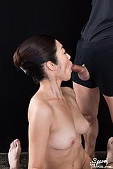 Lips Wrapped Around Cock Big Breasts
